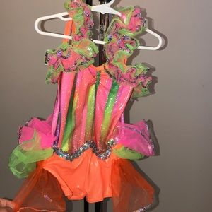 A Wish Come True Dance Costume